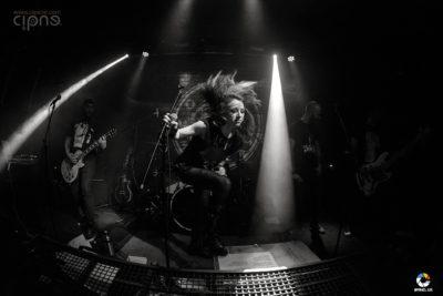 Gray Matters, lansare videoclip 'Bipolar' - 14 martie 2018 - Club Control, București