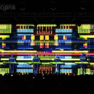 Kraftwerk 3-D @ Arenele Romane
