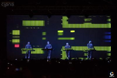 Kraftwerk - 1 martie 2018 - Arenele Romane, București