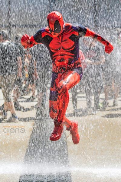 Deadpool in Hell