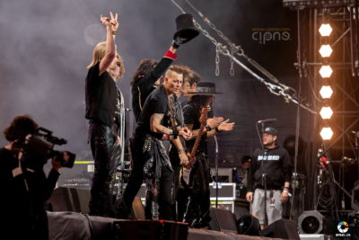 Hollywood Vampires - 22 iunie 2018 - Hellfest Open Air Festival, Clisson, France