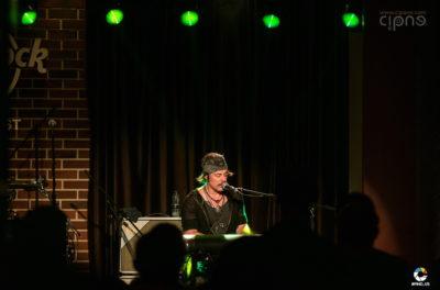 Richie Kotzen - 3 iulie 2018 - Hard Rock Cafe, București
