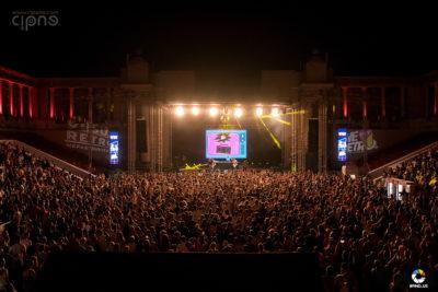 Dr. Alban - 13 iulie 2018 - We Love Retro, Arenele Romane, București
