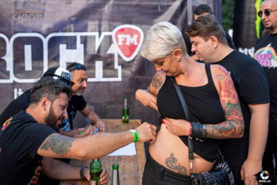 Dirty Shirt - 2 august 2018 - Rockstadt Extreme Fest, Râșnov