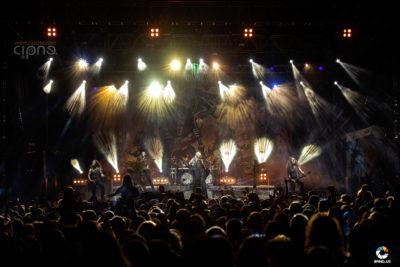 Powerwolf - 3 august 2018 - Rockstadt Extreme Fest, Râșnov