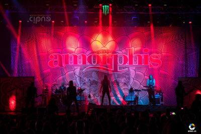 Amorphis - 4 august 2018 - Rockstadt Extreme Fest, Râșnov