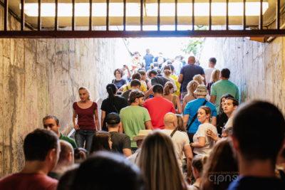 10 august 2018 - București, Piața Victoriei, ora 19:45