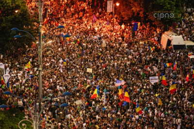 10 august 2018 - București, Piața Victoriei, ora 21:00