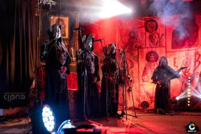 Batushka - 12 septembrie 2018 - Club Quantic, București
