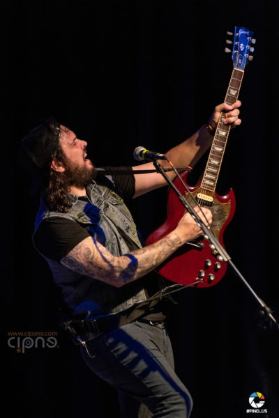 Phil Campbell & The Bastard Sons - 3 septembrie 2018 - Club Quantic, București