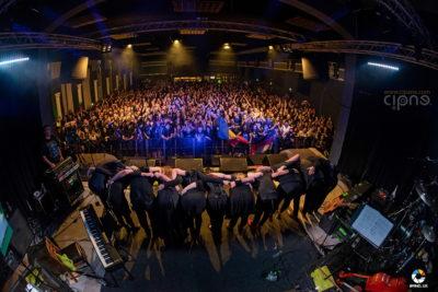 Haggard - 26 octombrie 2018 - Club Qyantic, București