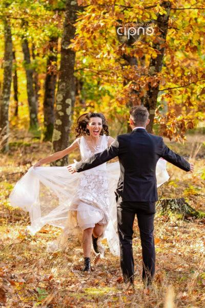 Alina & Cristi - Trash-The-Dress - 28 octombrie 2018 - Țicleni, Gorj