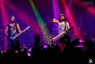 Alestorm - 27 noiembrie 2018 - Club Quantic, București