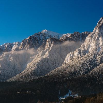 Bucegi (Pădurea de gheață) 5 ianuarie 2019