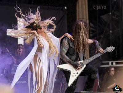 In This Moment - 24 iunie 2018 - Hellfest Open Air, Clisson, France