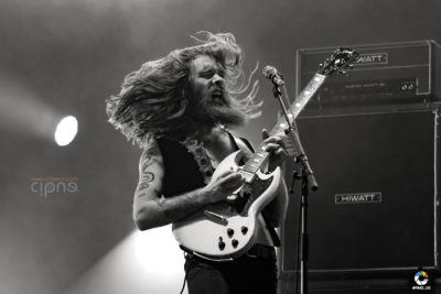 Kadavar - 24 iunie 2018 - Hellfest Open Air, Clisson, France