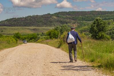 #301: Country roads, take me home (30 mai)