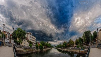 #281: Bridge under troubled sky (18 iulie)