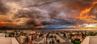 Doom over Bucharest