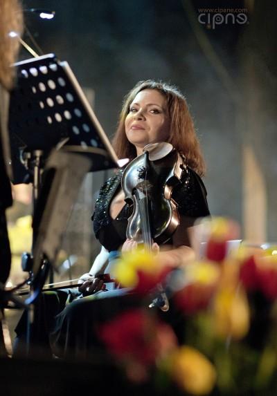 Pe aripile muzicii - 12 aprilie 2014 - Sala Palatului, București