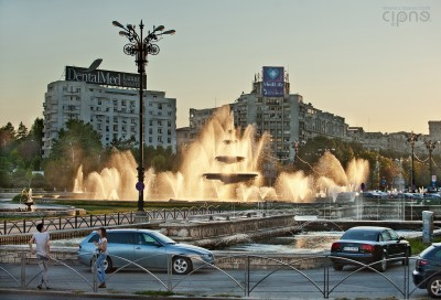 Bucharest's Golden Waters