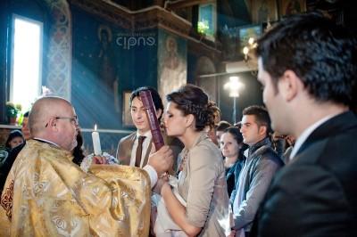 Ilaria Ioana - Ceremonia religioasă - 11 noiembrie 2012 - București