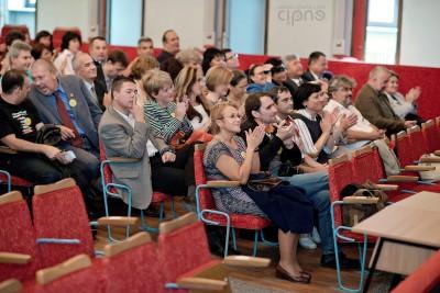 Aniversarea a 30 de ani de la terminarea liceului Sf. Sava - 27 septembrie 2013 - București