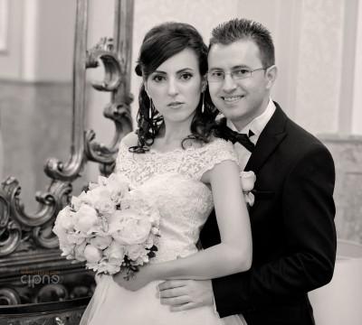 Florin & Ana-Maria - Ședința foto - 18 mai 2013 - București