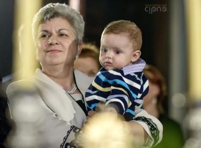Andrei Virgil - Ceremonia religioasă - 10 mai 2014 - București