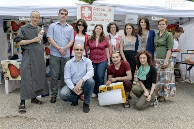 Asociația Caritas București @ ONG Fest - 11 mai 2014 - București