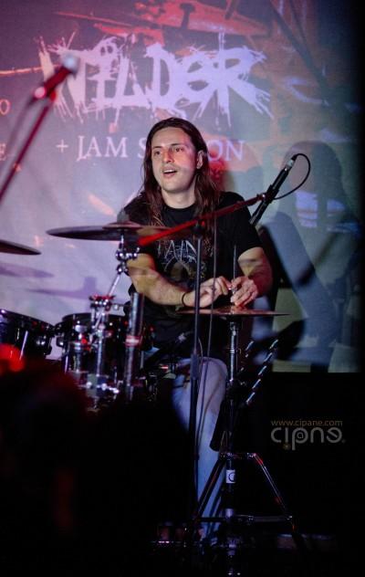 Requiem For A Drummer's Dream - 16-17 aprilie 2014 - București