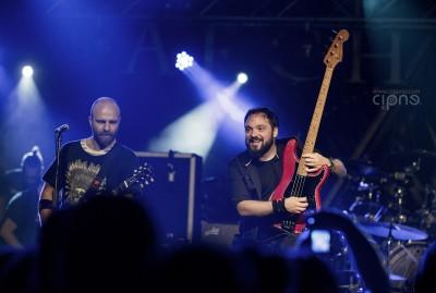 Godbye To Gravity - 23 mai 2014 - Turbohalle, București