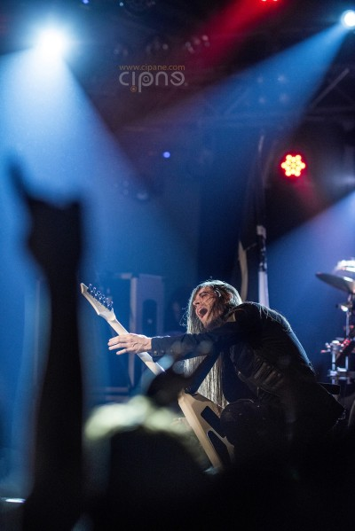 Arch Enemy - 23 mai 2014 - Turbohalle, București