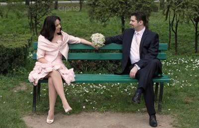 Andrei & Anca - Cununia civilă - 17 aprilie 2010 - București