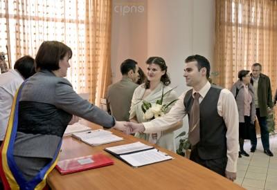 Vlad & Cristina - Cununia civilă - 22 martie 2014 - București