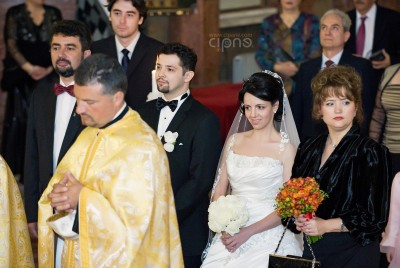 Andrei & Anca - Ceremonia religioasă - 17 aprilie 2010 - București