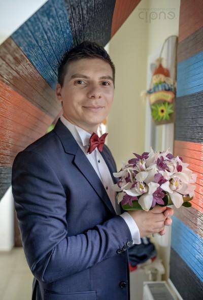 Vali & Flori - Pregătiri - 31 mai 2014 - București