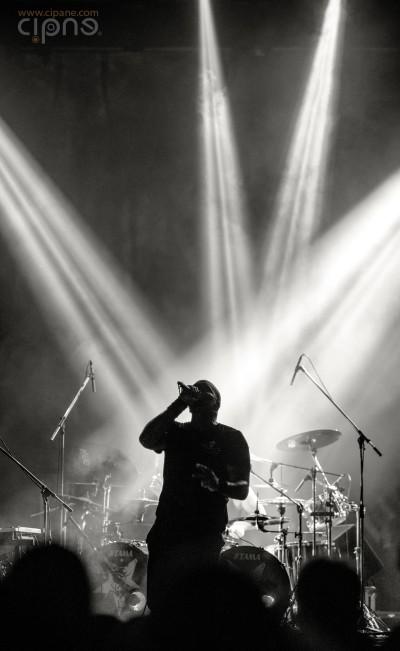 Sepultura - 7 iunie 2014 - Metalhead Meeting, București, Arenele Romane