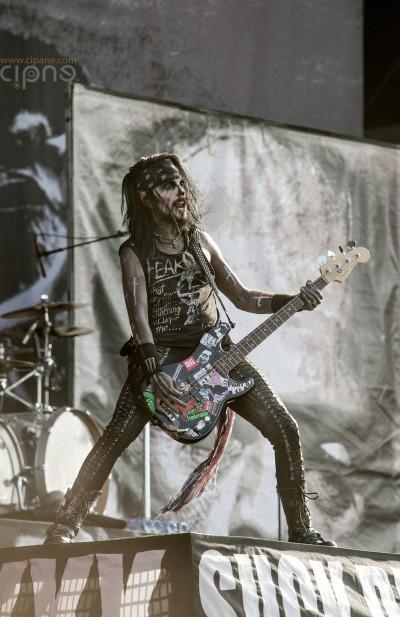 Rob Zombie - 20 iunie 2014 - Hellfest Open Air Festival, Clisson, France