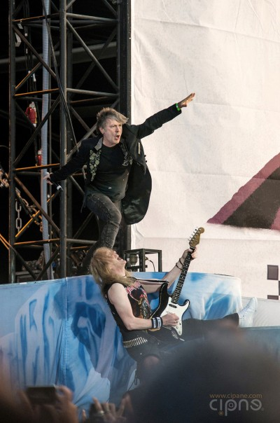 Iron Maiden - 20 iunie 2014 - Hellfest Open Air Festival, Clisson, France