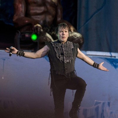 Iron Maiden @ Hellfest Open Air 2014