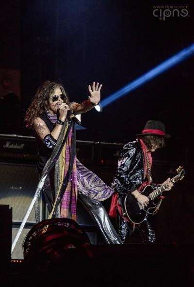 Aerosmith - 21 iunie 2014 - Hellfest Open Air Festival, Clisson, France