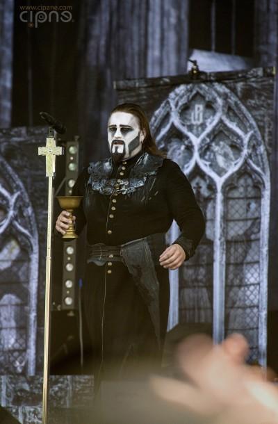 Powerwolf - 22 iunie 2014 - Hellfest Open Air Festival, Clisson, France