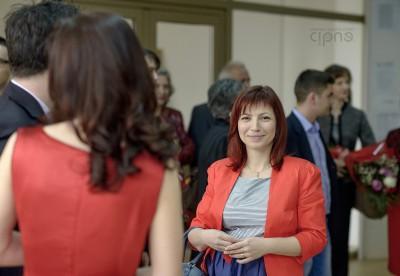 Florin & Irina - Cununia civilă - 10 mai 2014, București