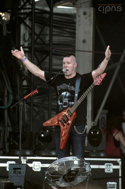 Annihilator - 22 iunie 2014 - Hellfest Open Air Festival, Clisson, France