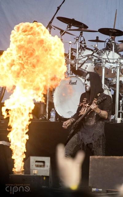 Behemoth - 22 iunie 2014 - Hellfest Open Air Festival, Clisson, France