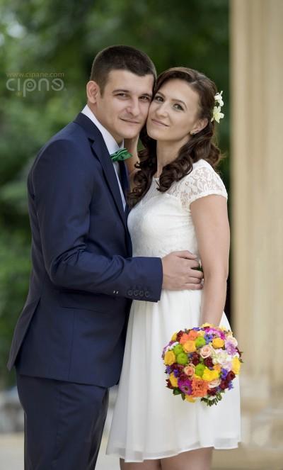 Andrei & Betty - Cununia civilă - 27 iunie 2014 - București