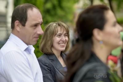 George & Corina - Cununia civilă - 7 iunie 2014 - București