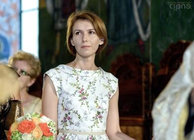 Cristi & Mariana - Cununia religioasă - 19 iulie 2014, București