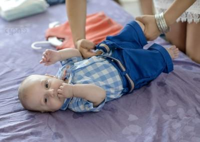 Rareș Gabriel - Baby at home - 20 iulie 2014 - București